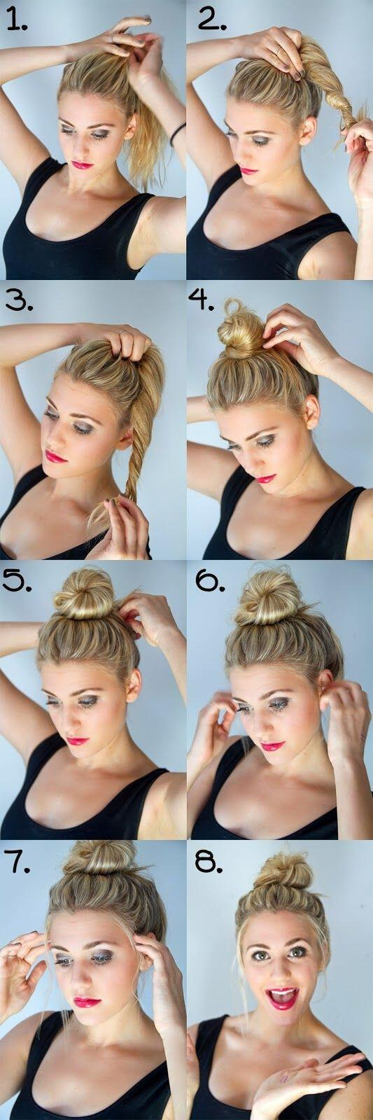 15 gorgeous and easy beach hairstyles to rock this summer 2 - 15 Gorgeous and Easy Beach Hairstyles to rock this summer