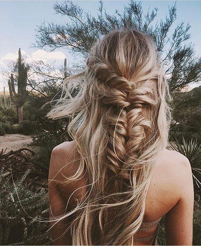 15 gorgeous and easy beach hairstyles to rock this summer 5 - 15 Gorgeous and Easy Beach Hairstyles to rock this summer