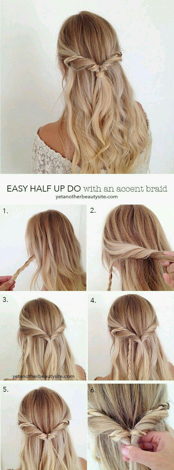 15 gorgeous and easy beach hairstyles to rock this summer 7 - 15 Gorgeous and Easy Beach Hairstyles to rock this summer