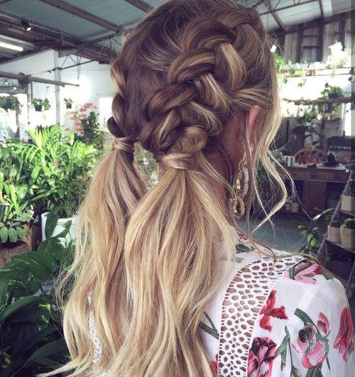 15 gorgeous and easy beach hairstyles to rock this summer 8 - 15 Gorgeous and Easy Beach Hairstyles to rock this summer