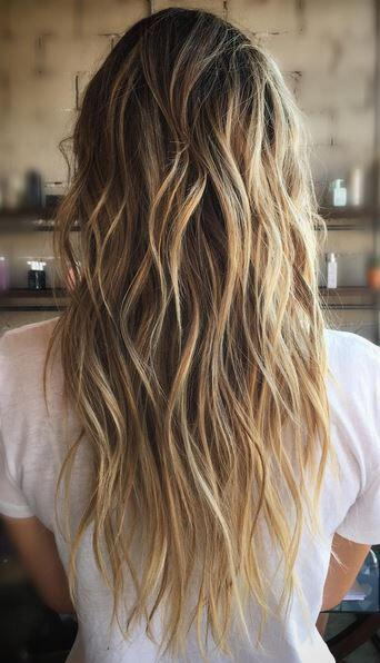 15 gorgeous and easy beach hairstyles to rock this summer 9 - 15 Gorgeous and Easy Beach Hairstyles to rock this summer