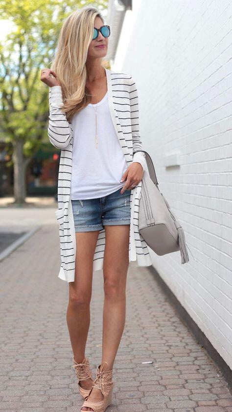 15 stylish summer outfits for women to wear all day 2 - 15 stylish summer outfits for women to wear all day