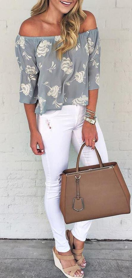 15 stylish summer outfits for women to wear all day 3 - 15 stylish summer outfits for women to wear all day