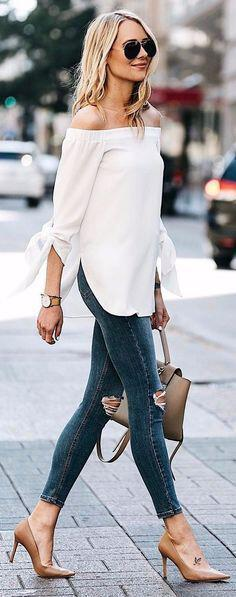 15 stylish summer outfits for women to wear all day 4 - 15 stylish summer outfits for women to wear all day