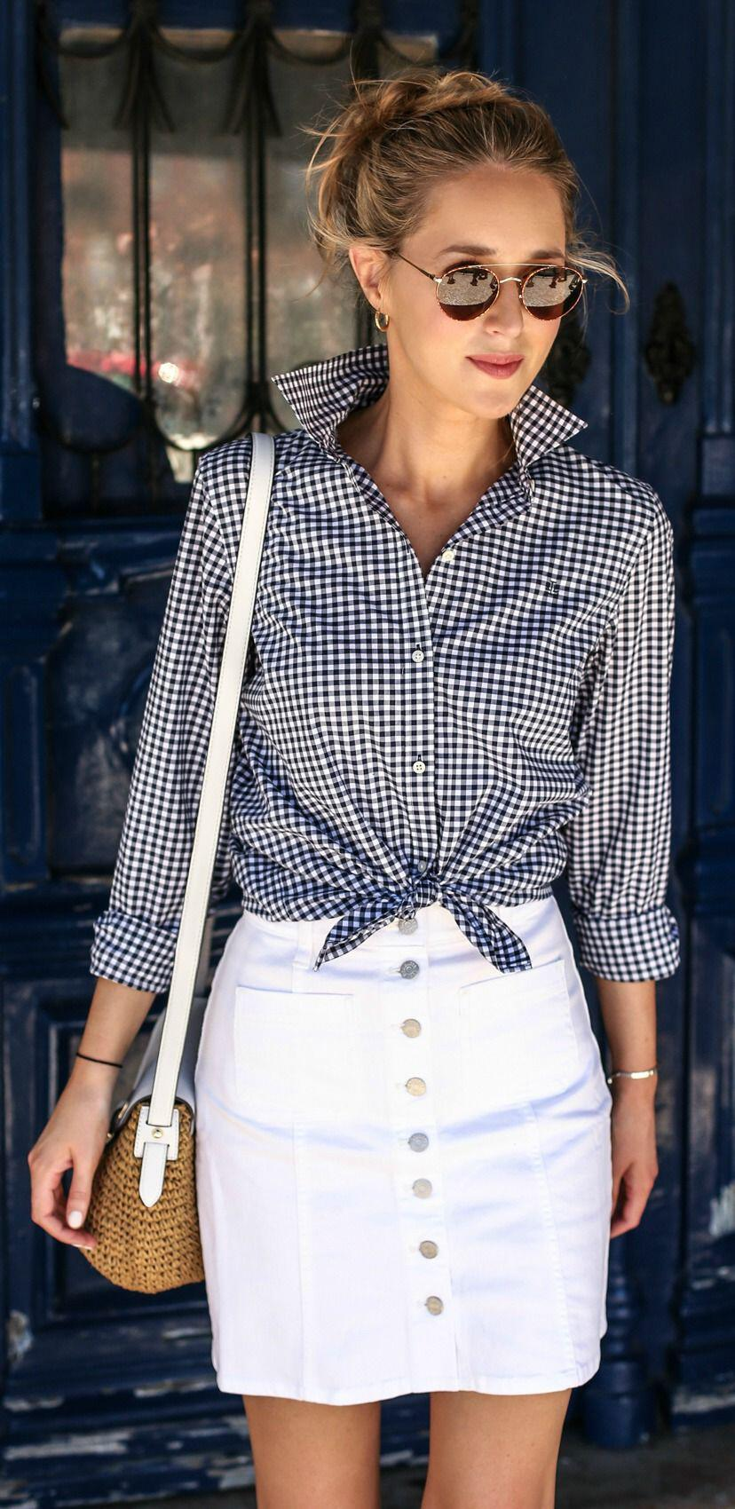 15 stylish woven bag outfits for the summer 1 - 15 stylish woven bag outfits for the summer