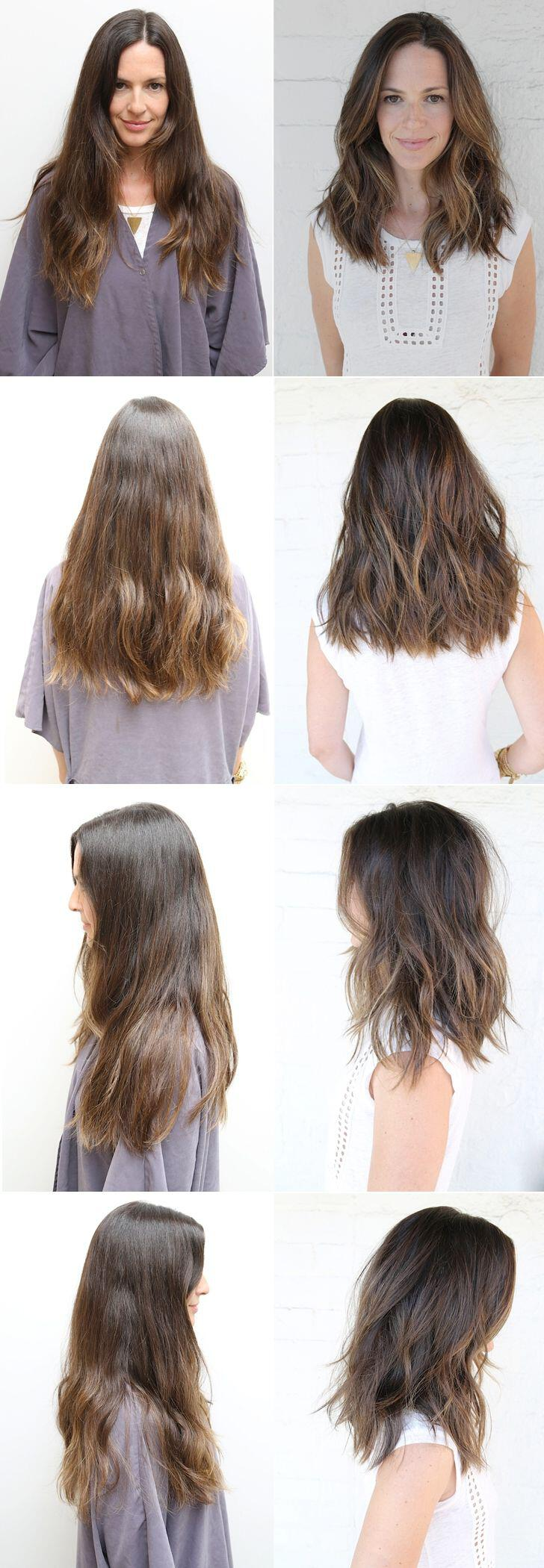 15 Best Medium Length Hair Cuts With Layers Page 9 Of 15