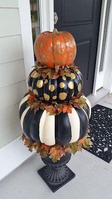 14 amazing fall porch decorating ideas 1 - 14 amazing fall porch decorating ideas