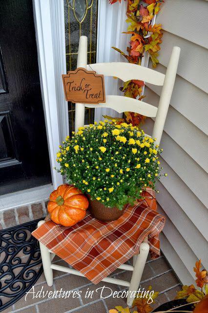 14 amazing fall porch decorating ideas 10 - 14 amazing fall porch decorating ideas