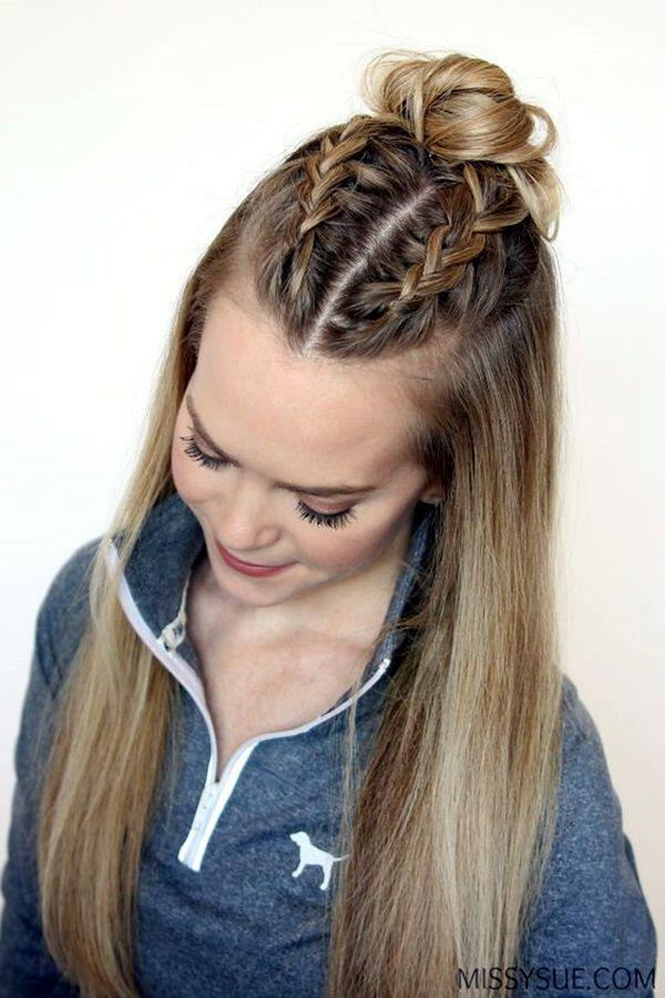 Easy Braid Hair Styles Interesting 14 Easy Braided Hairstyles And Stepstep  Tutorials Page 14 Of .
