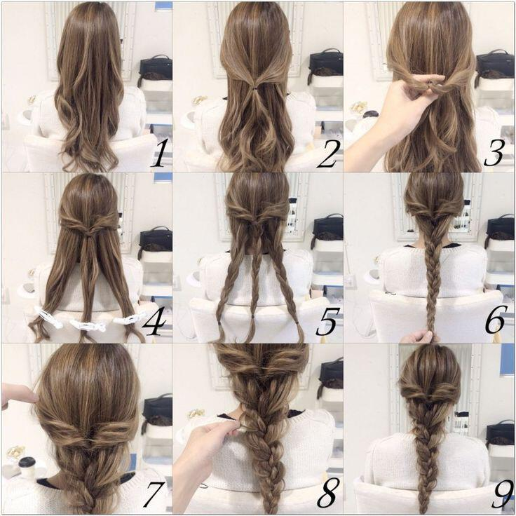 14 Easy Braided Hairstyles And Step By Step Tutorials Page 4 Of 15 Stylishwomenoutfits Com