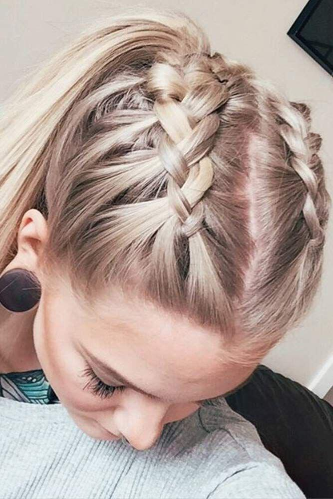 14 easy braided hairstyles and step by step tutorials ...