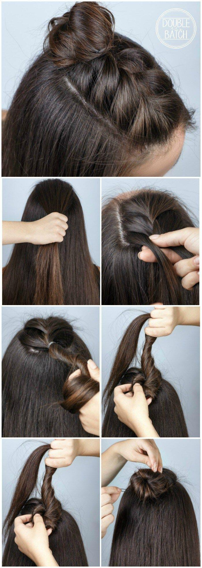 14 easy braided hairstyles and step by step tutorials - Page 7 of 15 - stylishwomenoutfits.com