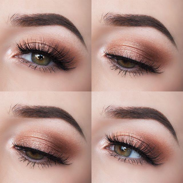9 gorgeous fall makeup ideas for work and for the evening 3 - 9 gorgeous fall makeup ideas for work and for the evening