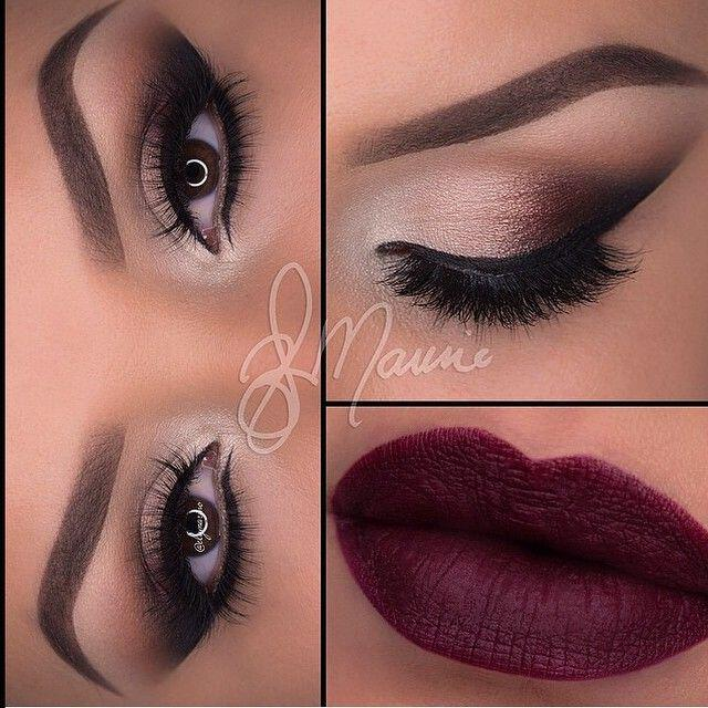 9 gorgeous fall makeup ideas for work and for the evening 4 - 9 gorgeous fall makeup ideas for work and for the evening