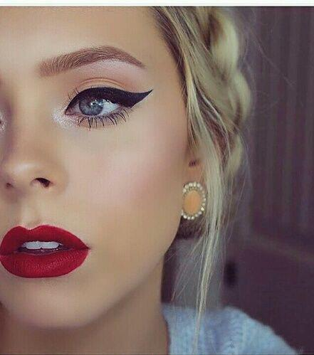 9 gorgeous fall makeup ideas for work and for the evening 5 - 9 gorgeous fall makeup ideas for work and for the evening