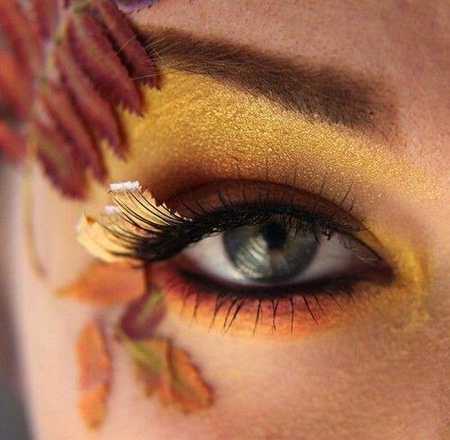 9 gorgeous fall makeup ideas for work and for the evening 9 - 9 gorgeous fall makeup ideas for work and for the evening