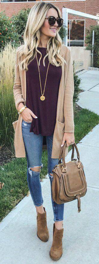 casual fall outfits 5 best outfits 3 - 14 casual fall outfits that you can wear all day