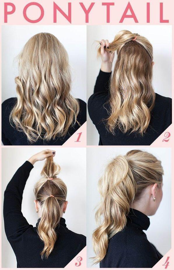 12 simple office hairstyles you have to try 1 - 12 simple office hairstyles you have to try
