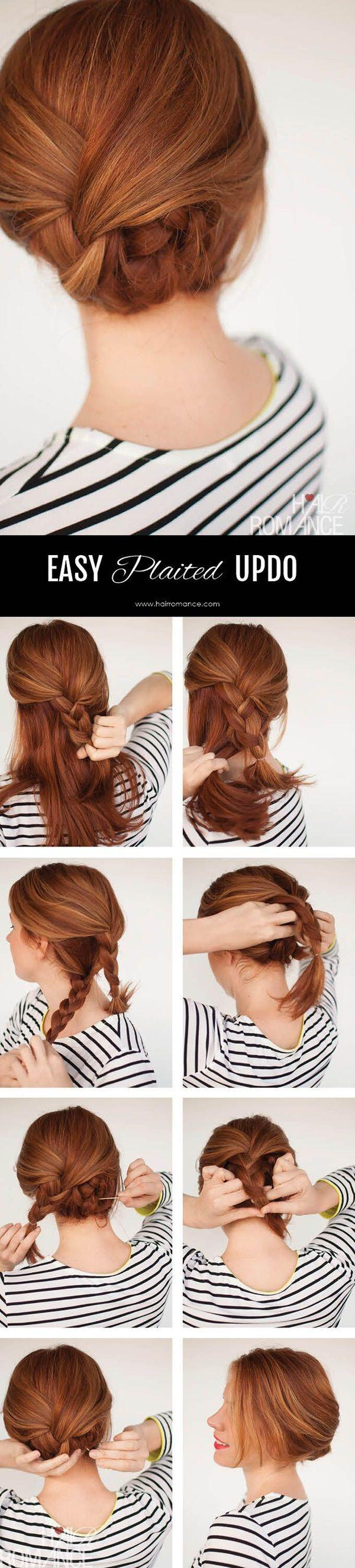12 simple office hairstyles you have to try 11 - 12 simple office hairstyles you have to try