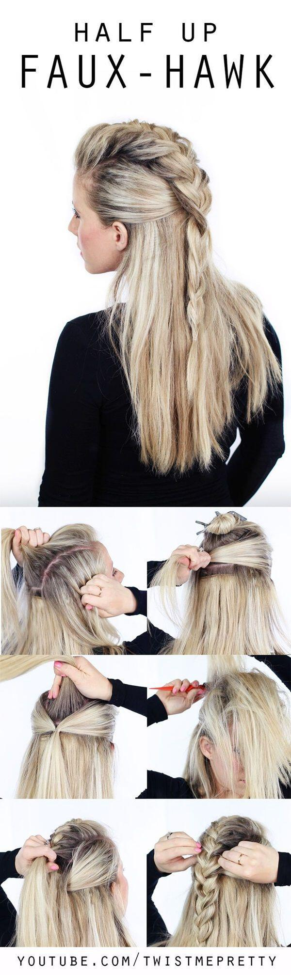 12 simple office hairstyles you have to try 6 - 12 simple office hairstyles you have to try
