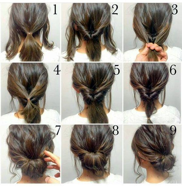 12 simple office hairstyles you have to try 8 - 12 simple office hairstyles you have to try