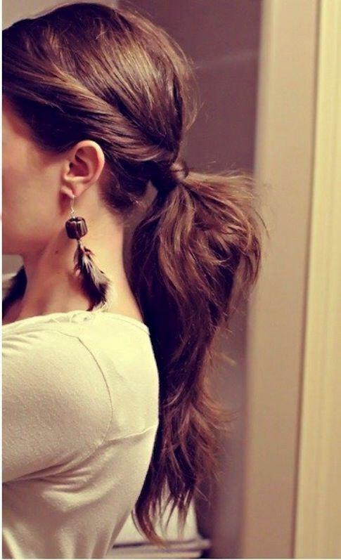 12 simple office hairstyles you have to try 9 - 12 simple office hairstyles you have to try