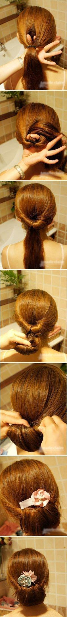 12 simple office hairstyles you have to try - 12 simple office hairstyles you have to try