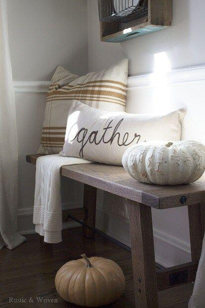 14 family room fall decor ideas 8 - 14 family room fall decor ideas