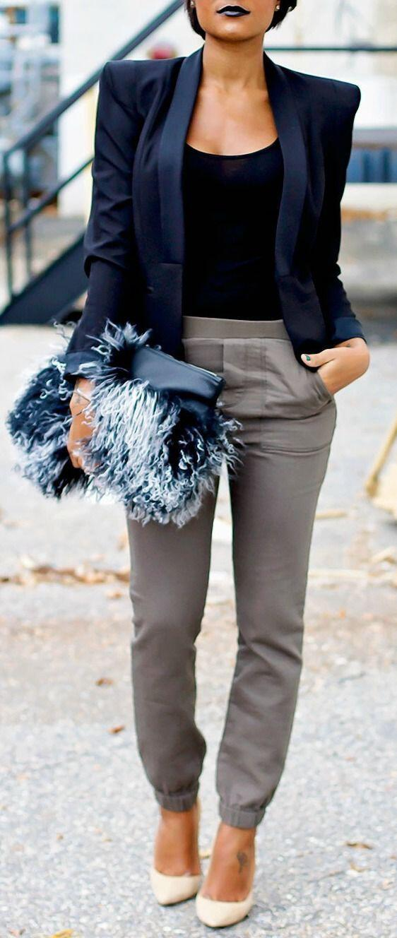 e2f8f535af7 20+ Winter Fashion for work outfits to copy asap - Page 12 of 77 ...