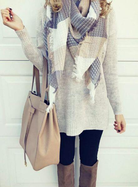 20 winter fashion for work outfits to copy asap 2 - 20+ Winter Fashion for work outfits to copy asap