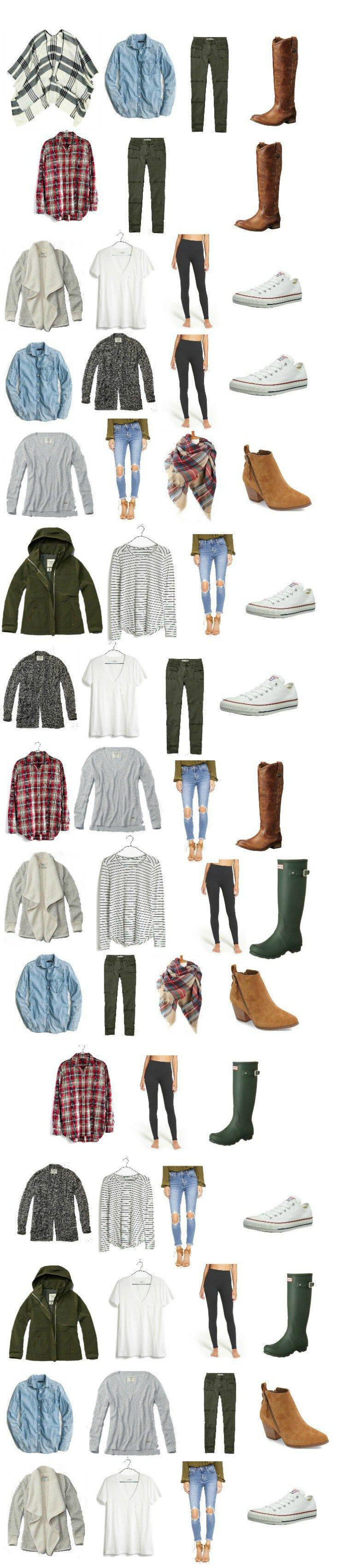 35 fall outfits for moms 2 capsule wardrobes you can copy 1 - 35 fall outfits for moms + 2 capsule wardrobes you can copy