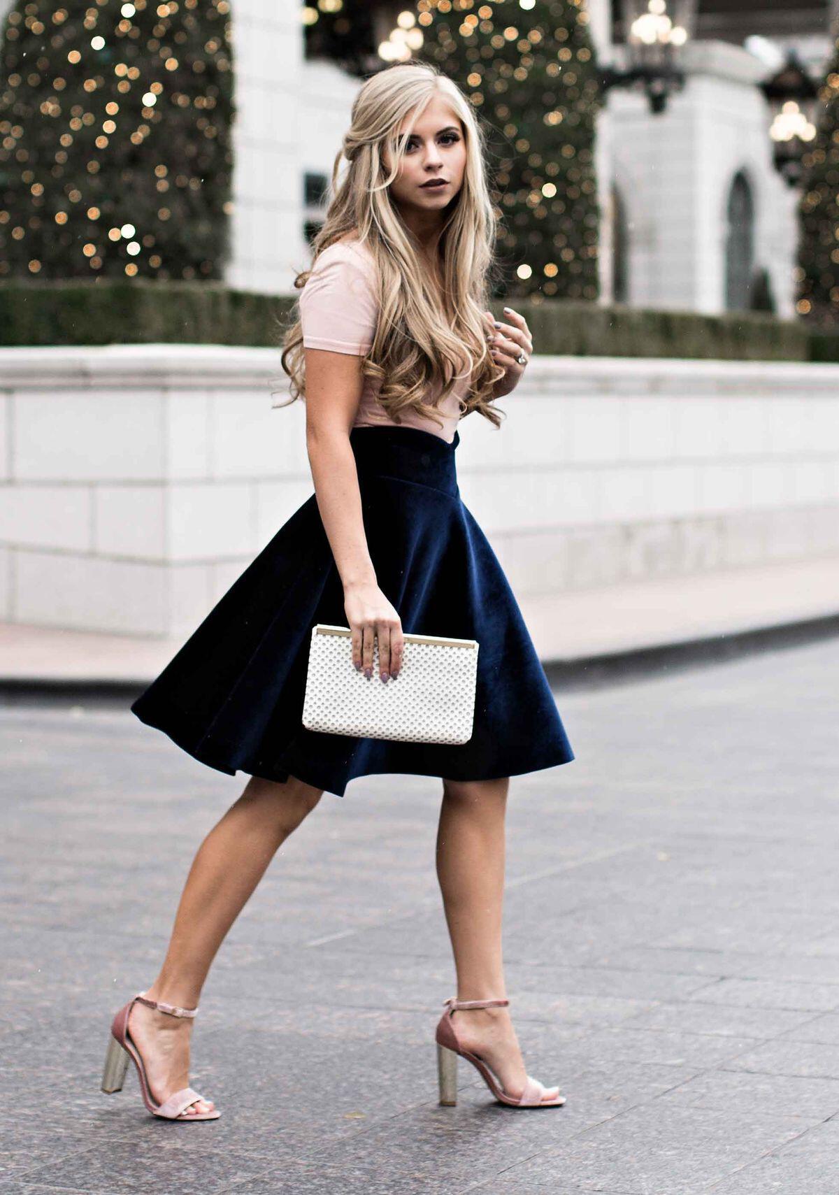 how to wear velvet outfits this fall 3 - Πως να φορέσεις βελούδο το χειμώνα