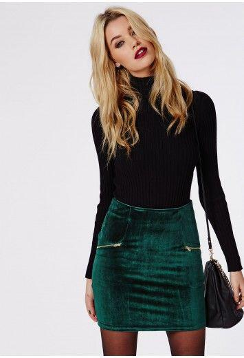 how to wear velvet outfits this fall 5 - Πως να φορέσεις βελούδο το χειμώνα