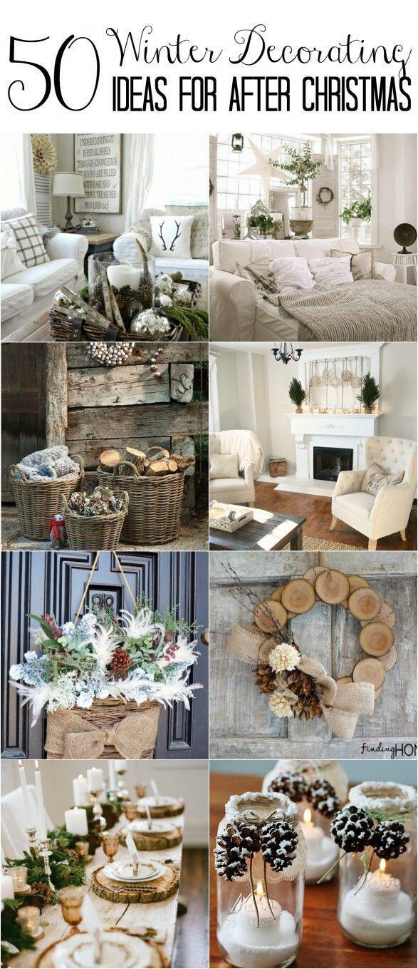 17 lovely christmas decorations for the living room 2 - 17 lovely Christmas decorations for the living room