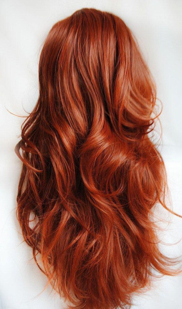 15 amazing copper red hair color hairstyles 1 - 15 amazing copper red hair color hairstyles