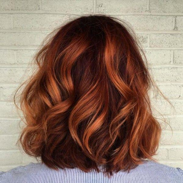 15 amazing copper red hair color hairstyles - 15 amazing copper red hair color hairstyles