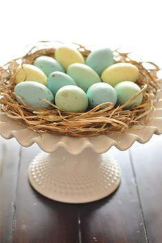 easter decorations - 29 easy Easter decoration ideas for your house