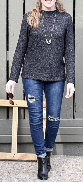 31 casual spring outfits to try right now 3 e1521672633859 - 31 casual spring outfits to try right now