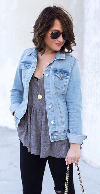 31 casual spring outfits to try right now 5 e1521672662310 - 31 casual spring outfits to try right now